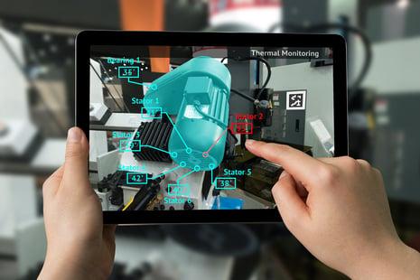 AR Robotic Maintenance WEB