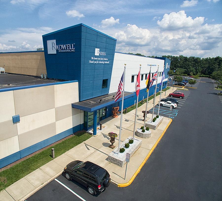 Radwell Internation Headquarters in Willingboro NJ