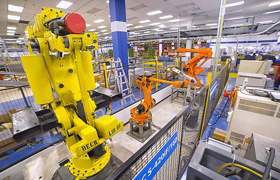 Robot Test Fixtures