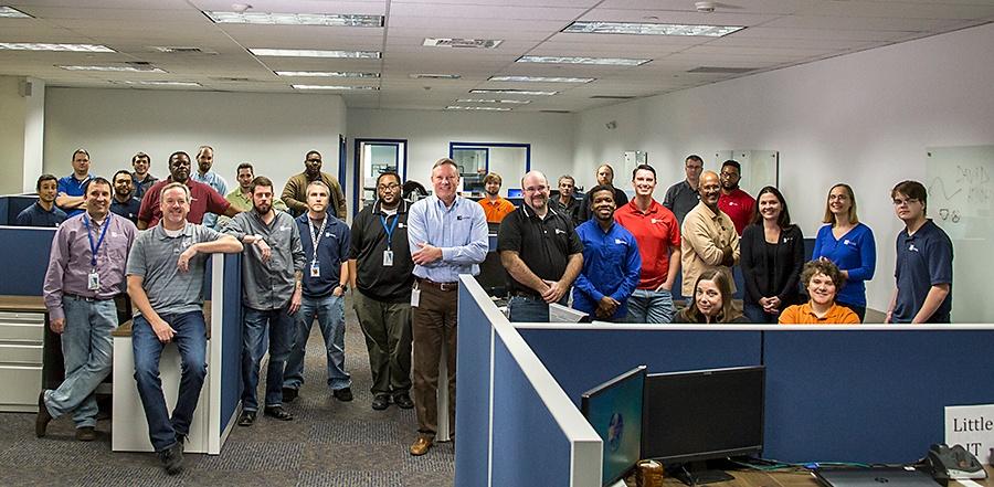 Radwell's IT Team-Dec2017