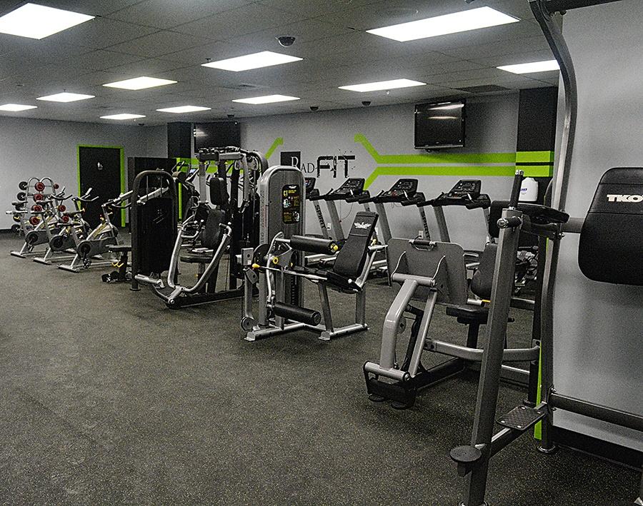RADFIT Radwell Gym