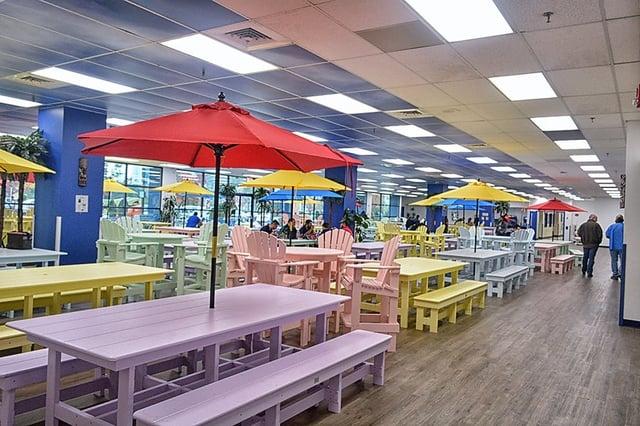 Radwell Cafeteria