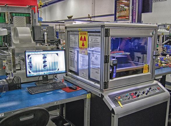 XRay Machine As Test Asset