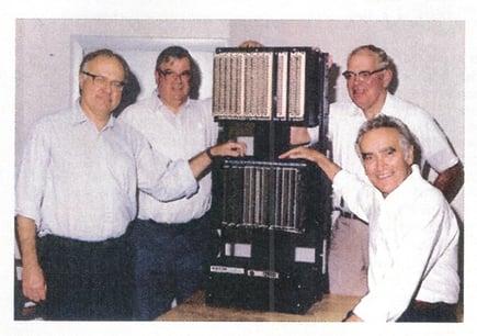 Radwell International PLC's Morley, Greenberth, Landau, and Boissevain