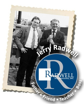 Brian Radwell and Jerry Radwell