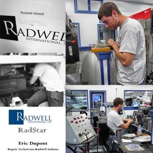 Radwell International Employee Eric Dupont