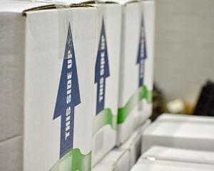 Radwell International Shipping boxes