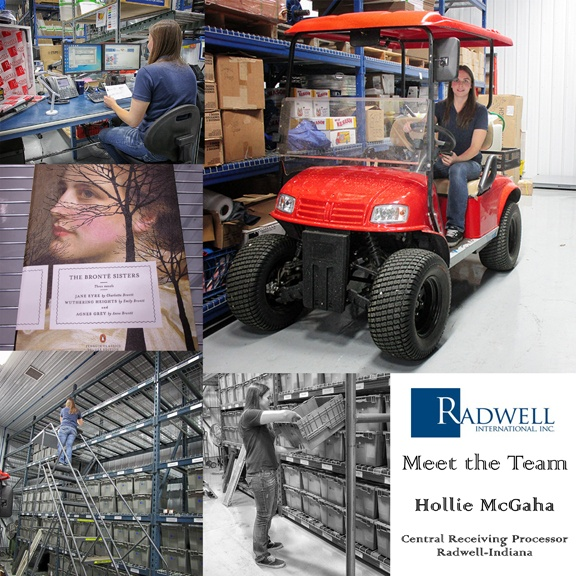 Radwell International Hollie McGaha RADSTAR