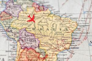 Radwel International Latin America Map