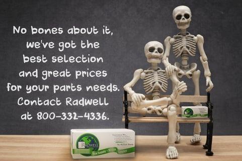 Radwell International SKELETON DUO
