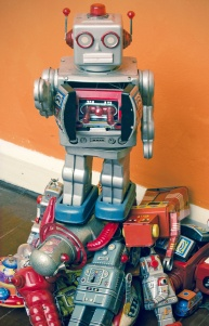 Radwell International Roboto Toy
