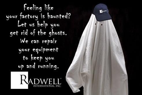 Radwell International Ghost