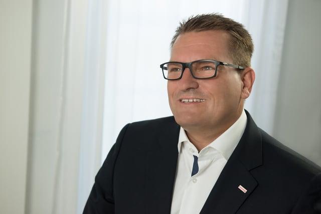 President of WDS Americas Markus Shchmidt