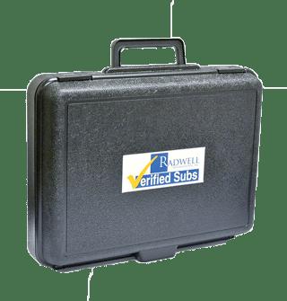 Radwell International Verified Subs Display Case