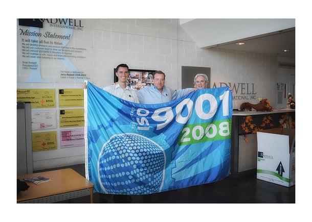 ISOFlag Brian Radwell