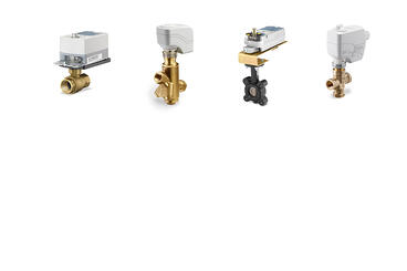 Siemens Valves for Hydronic Flow Optimization