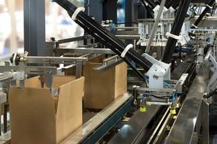 Smart Packaging Conveyor Line