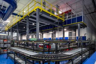 Swisslog-Radwell-Conveyor System
