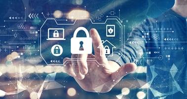 lock_cybersecurity_attack_prevention