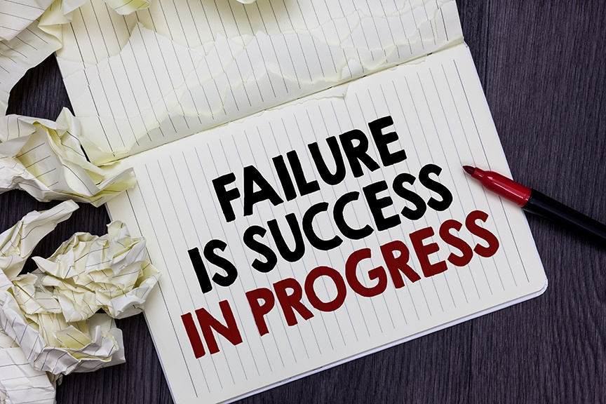 failureissuccessinprogress
