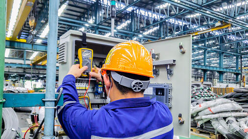 Electrical Test on Plant Floor
