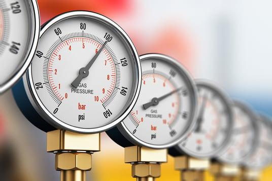 Gas Pressure Valves