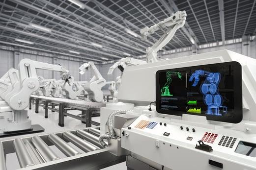 RobotsinsmartfactoryWEB