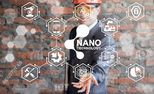 Nanotechnology Graphic