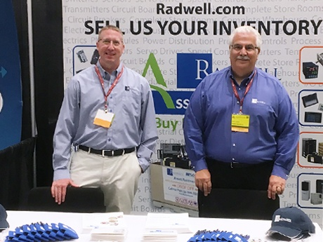 Radwell at Investment Recovery Seminar and Trade Show 2018