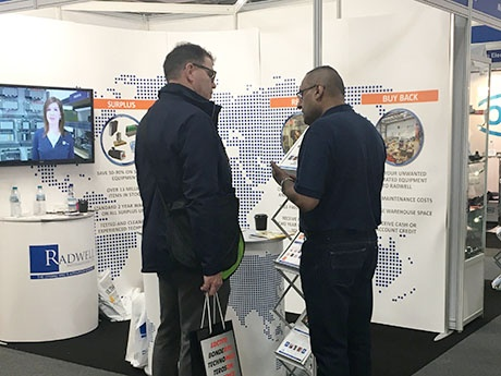 Radwell at Southern Manufacturing & Electronics 2018
